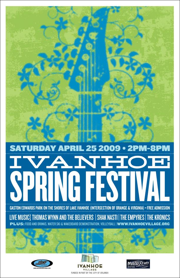 Ivanhoe Spring Festival